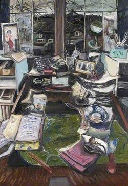 Evening Desk, Litton