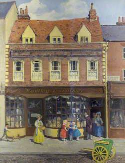 Huntley & Palmer's Original Shop