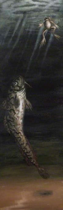 'Big fish eat little fish'