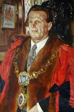 Dr Osmund Frank, Mayor of Maidenhead (1946–1950)