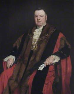 Sir Walter Grey (1848–1918), Mayor of Oxford (1888, 1893, 1897 & 1901)