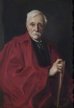 George Claridge Druce (1850–1932), DSC, FRS, Alderman, Mayor (1900)