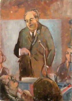 The Right Honourable William Whitelaw (1918–1999), MP