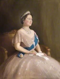 Queen Elizabeth (1900–2002), Consort to George VI