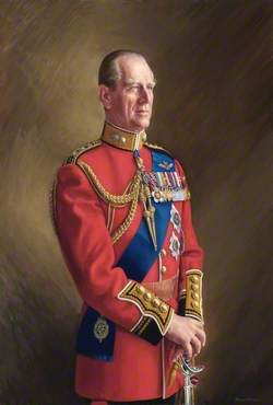 The Duke of Edinburgh (b.1921)
