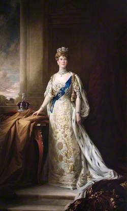 Queen Mary (1867–1953), Consort to George V
