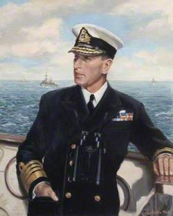 Lord Louis Mountbatten (1900–1979), Supreme Commander of All Forces in South East Asia