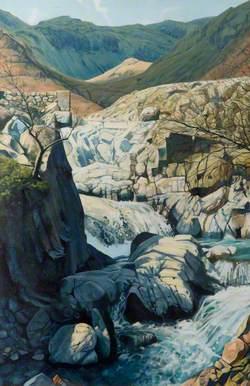 Waterfalls, Copper Mine Valley