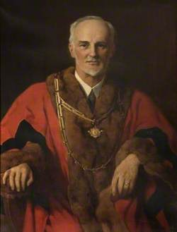 Gilbert Henry Barford (1868–1929), Mayor of Bedford (1922–1926 & 1928)