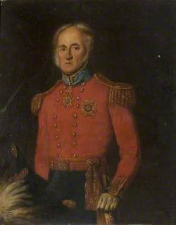 Lieutenant Colonel Sir David Ximenes (1777–1848)
