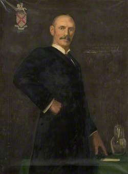 Sir Robert Uniacke-Penrose-Fitzgerald (1839–1919), Bt, MP for the Borough of Cambridge (1885–1906)
