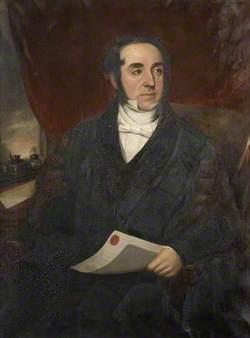 George Fisher, Esq., Mayor of Cambridge (1840–1842)