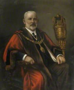 Portrait of a Mayor of Cambridge