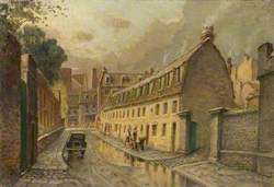 Emmanuel Street, Cambridge