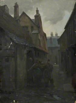 Ninepin Yard, Cambridge