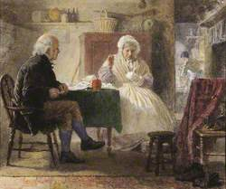 A Cosy Couple – Darby and Joan