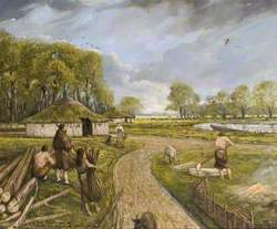 Flag Fen Bronze Age Site