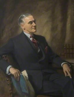 John White (1884–1974), Mayor (1952–1954), Honorary Freeman of Higham Ferrers