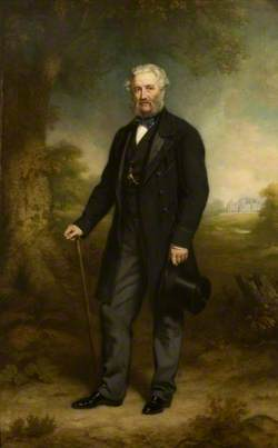 John William Montagu (1811–1884), 7th Earl of Sandwich