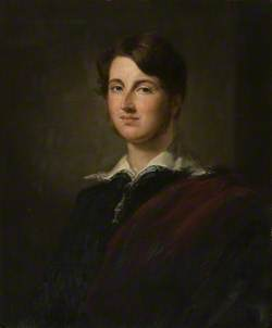 John William Montagu (1811–1884), 7th Earl of Sandwich as a Young Man