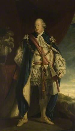 William Augustus (1721–1765), Duke of Cumberland, KG