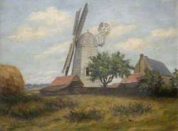 Biscot Windmill, near Luton, Bedfordshire