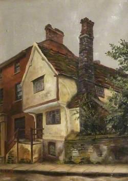 Pedder's House, Upper George Street, Luton, Bedfordshire