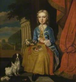 Sir Edmund Isham (1690–1772), as a Boy