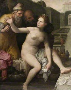 Susannah and the Elders