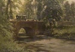 The Bridge, Park Road, Luton, Bedfordshire, 1905