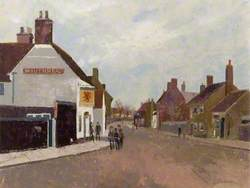 'The City of Destruction', Elstow Village, Bedfordshire