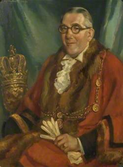 Cyril A. Chown, Mayor of Northampton