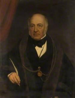 Councillor Markham, Mayor of Northampton (1856)