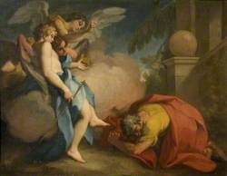 Abraham Visited by the Three Angels