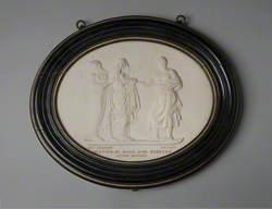 Meeting of Isaac and Rebekah