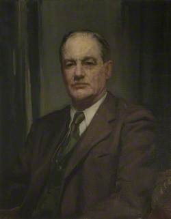 Councillor William Bingham-Compton (1865–1978), 6th Marquess of Northampton, Chairman of Northamptonshire County Council (1949–1954)
