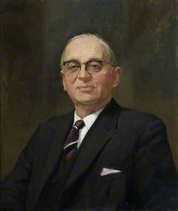 Councillor Ewart Marlow (b.1896/1897–1965), CBE, MC, Chairman of Northamptonshire County Council (1954–1965)