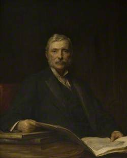 S. G. Stopford Sackville (1840–1926), Chairman of Northamptonshire County Council (1893–1920)