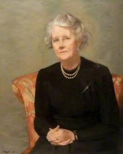Mrs F. Herbert Davies, Founder of the St Marylebone Housing Association