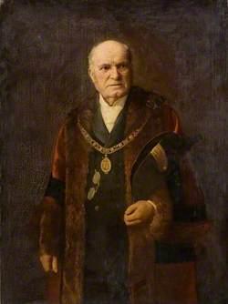 Daniel Henry Redhead (b.1837), JP, Mayor of Peterborough (1895 & 1905)