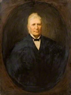 John Thomas Miller (d.1922), JP, Mayor of Peterborough