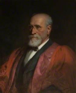 Lord Alexander Peckover (1830–1919), Banker