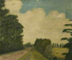 Sharpe's Corner, Leverington, Norfolk, from Dowgate Bridge