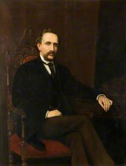 Jonathan Peckover (1835–1882), Founder of the Working Men's Institute, Wisbech