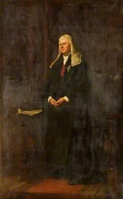 Henry Bouverie William Brand (1814–1892), 23rd Baron Dacre, 1st Viscount Hampden, GCB, PC