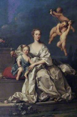 Lady Sophia Bentinck (1701–1748), Duchess of Kent