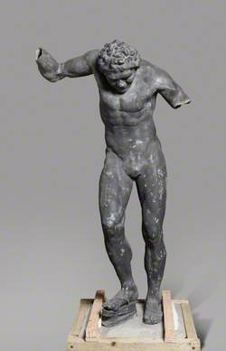 Dancing Faun (after the Antique)