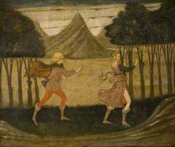 Daphne Pursued by Apollo