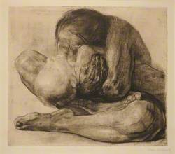 Woman with Dead Child