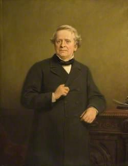 Alderman William Brinsley